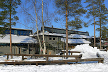 Arctic Circle Information, Rovaniemi, Finland