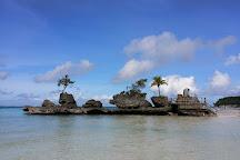 Willy's Rock, Boracay, Philippines