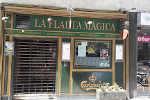Cafe la Flauta Magica, Madrid, Spain