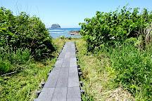 Tobishima Island, Sakata, Japan