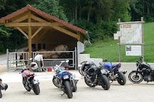 Les caleches du Saut du Doubs, Villers-le-Lac, France
