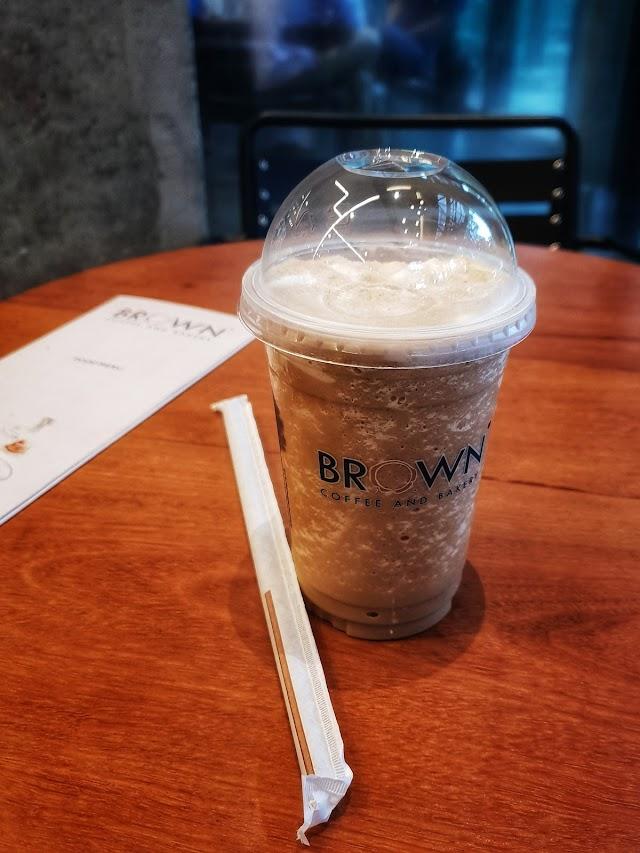 Brown Coffee Treeline