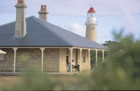 Cape du Couedic Lighthouse Keepers Heritage Accommodation