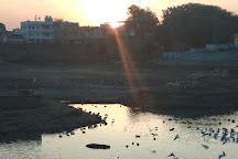 Topansar Lake, Kutch, India