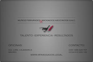 Muñoz Fernández & Abogados Asociados s.a.c. 9