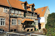 Alter Kran, Luneburg, Germany