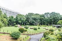 Toyama Park, Shinjuku, Japan