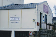 Cardhu Distillery, Aberlour, United Kingdom