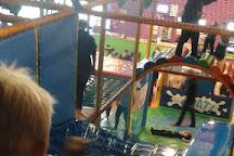 Jumpin jacks funhouse, Mildenhall, United Kingdom