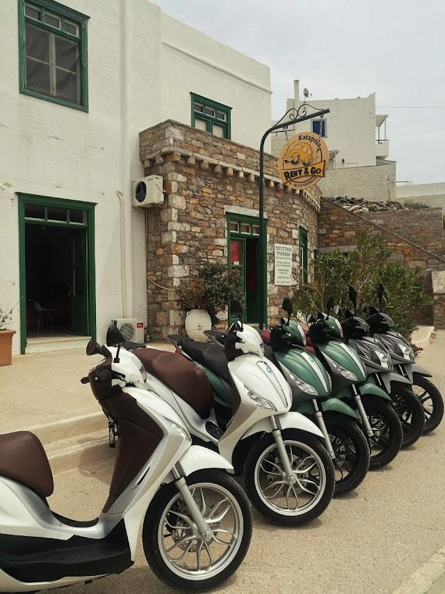 Amorgos Rent and Go!
