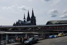 Cologne Central Station, Cologne, Germany