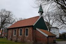 Alte Inselkirche, Spiekeroog, Germany