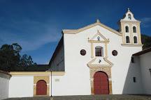 Monasterio de la Candelaria, Raquira, Colombia