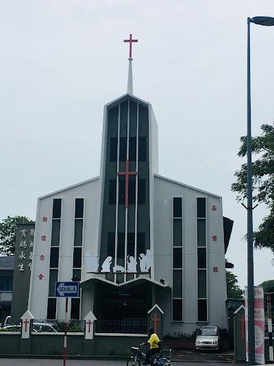 Malacca Chinese Methodist Church (CAC)