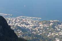 Monte Epomeo, Isola d'Ischia, Italy