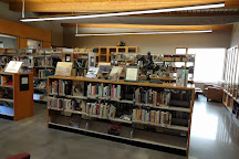 Sublette County Library, Pinedale, United States