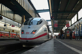 Железнодорожная станция  Stuttgart Hbf