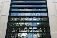 Musee d'Art Contemporain Saint-Martin, Montelimar, France