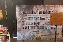 I was shot in Joburg, Johannesburg, South Africa