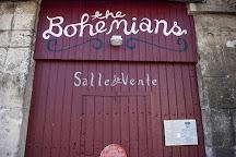 The Bohemians, Brantome en Perigord City, France