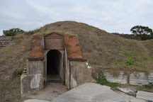 Fort Moultrie, Sullivan's Island, United States