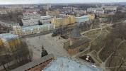УМВД по Смоленской области, улица Октябрьской Революции, дом 12 на фото Смоленска