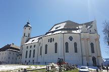 Pilgrimage Church of Wies, Steingaden, Germany