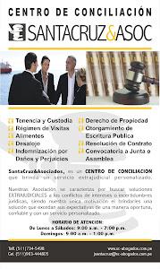 SantaCruz & Asociados - Estudio de Abogados. Dr. Javier Santa Cruz G. 3