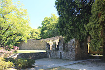 Santo Domingo de Bonaval Park, Santiago de Compostela, Spain