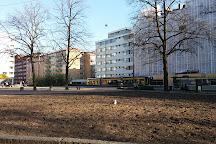 Karhupuisto Park, Helsinki, Finland