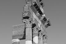 Tempio Capitolino e Piazza del Foro, Brescia, Italy