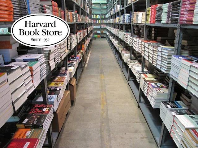 Harvard Book Store Warehouse