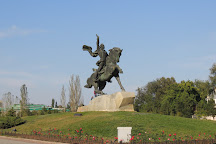 The Suvorov Monument, Tiraspol, Moldova