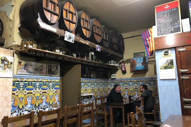 Bar Salvat, Barcelona, Spain