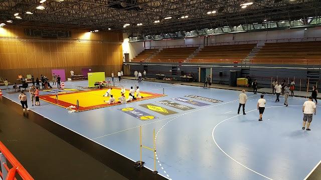 Palais des Sports Robert Oubron