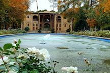 Hasht Behesht Palace, Esfahan, Iran