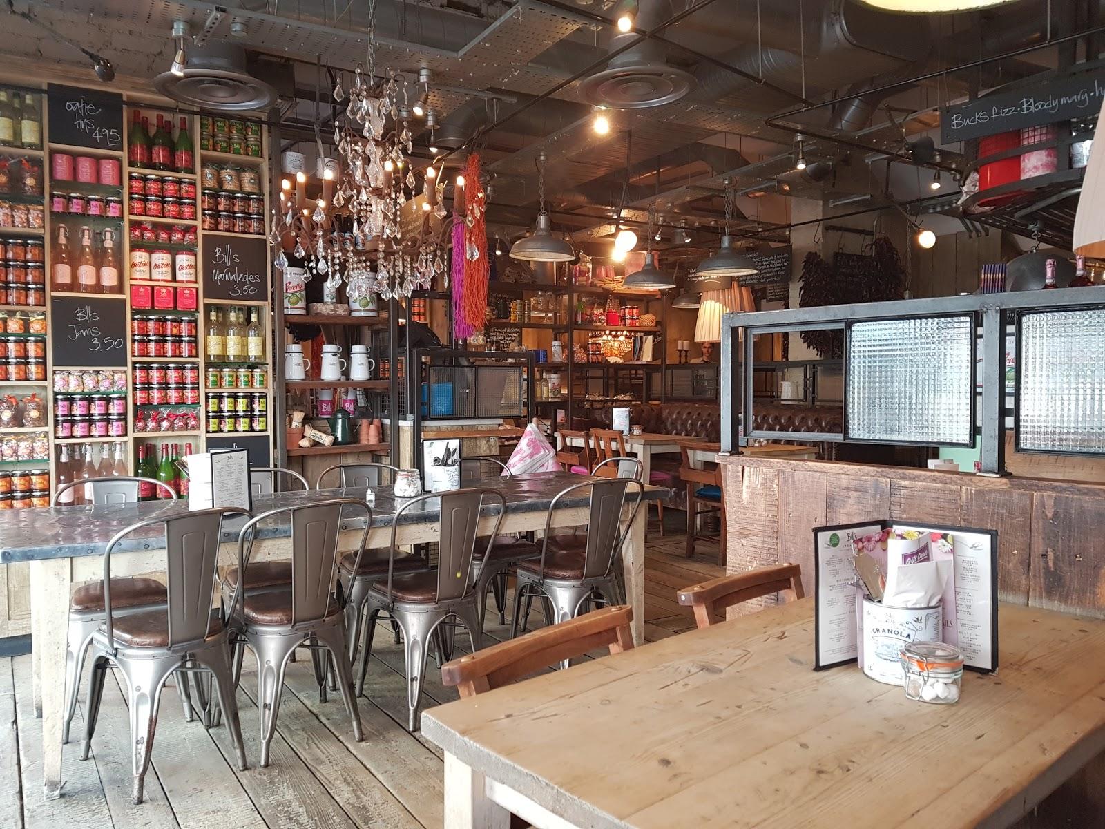 Bill's Putney Restaurant: A Work-Friendly Place in London
