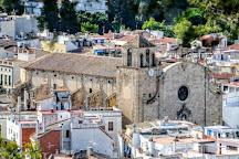 Esglesia Vella de Sant Vicenc, Tossa de Mar, Spain