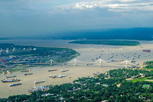 Karnaphuli River, Chittagong City, Bangladesh