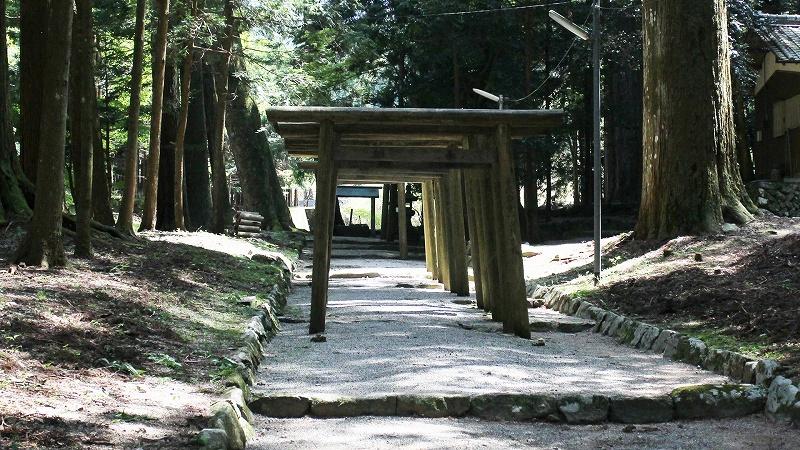蘭宇氣白神社