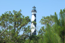Cape Lookout Lighthouse, Harkers Island, United States