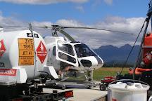 Te Anau Helicopter Services, Te Anau, New Zealand