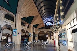 Железнодорожная станция  Samarkand