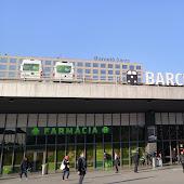 Train Station  станции  Barcelona
