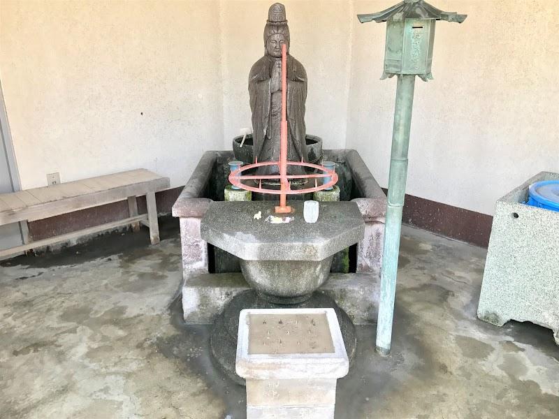 宣明院上行菩薩像