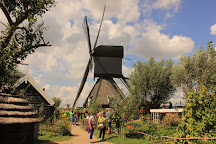 Kinderdijk, Alblasserdam, The Netherlands