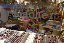 Teuscher Chocolates of Switzerland, Zurich, Switzerland