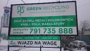 GREEN RECYCLING scrap Purchase Pruszkow - Warsaw - Mazowieckie