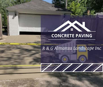 concrete paving for driveways, walkways, pool decks & patios