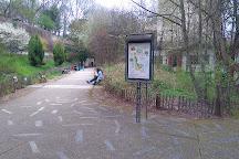 Jardin Naturel Pierre-Emmanuel, Paris, France